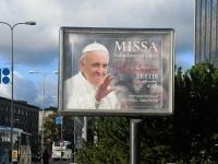 001 Paavst Franciscus Tallinnas. Foto: Urmas Saard