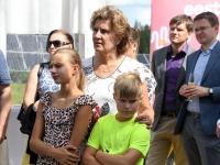016 Paikre päikesepargi avamine Pärnus. Foto: Urmas Saard