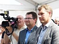 033 Paikre päikesepargi avamine Pärnus. Foto: Urmas Saard