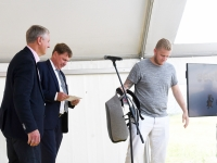 034 Paikre päikesepargi avamine Pärnus. Foto: Urmas Saard