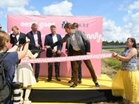 038 Paikre päikesepargi avamine Pärnus. Foto: Urmas Saard
