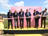 039 Paikre päikesepargi avamine Pärnus. Foto: Urmas Saard