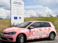 047 Paikre päikesepargi avamine Pärnus. Foto: Urmas Saard