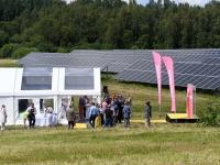 048 Paikre päikesepargi avamine Pärnus. Foto: Urmas Saard