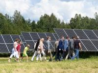 052 Paikre päikesepargi avamine Pärnus. Foto: Urmas Saard