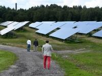 062 Paikre päikesepargi avamine Pärnus. Foto: Urmas Saard
