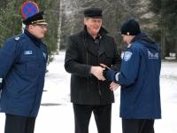 002 Paikusel avati politsei- ja piirivalvekolledži lasketiir. Foto: Urmas Saard