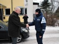 004 Paikusel avati politsei- ja piirivalvekolledži lasketiir. Foto: Urmas Saard