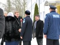 007 Paikusel avati politsei- ja piirivalvekolledži lasketiir. Foto: Urmas Saard