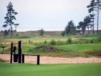 016 Pärnu Bay Golf Links Tahkurannas. Foto: Urmas Saard