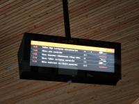 004 Pärnu bussijaam vahetult enne sõbrapäeva. Foto: Urmas Saard