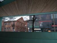 006 Pärnu bussijaam vahetult enne sõbrapäeva. Foto: Urmas Saard