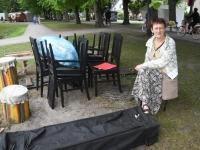 018 Pärnu Hansapäevade ettevalmistus. Foto: Urmas Saard