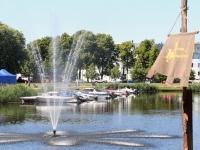 005 Pärnu Hansapäevade ettevalmistus. Foto: Urmas Saard