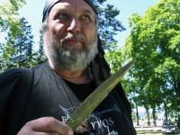 013 Pärnu Hansapäevade ettevalmistus. Foto: Urmas Saard