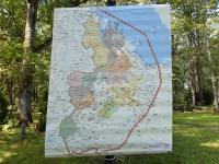 002 Petserimaa kaart. Foto: Terje Papp