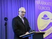 008 Pärnu kolledži väärikate ülikooli õppeaasta avapäeval. Foto: Urmas Saard