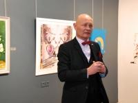 005 Pärnu Kunsti aastanäitus 2016 avamine. Foto: Urmas Saard
