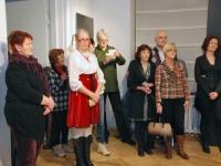 006 Pärnu Kunsti aastanäitus 2016 avamine. Foto: Urmas Saard