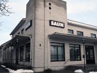 001 Pärnu linnasaun pärast remonti. Foto: Urmas Saard