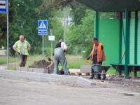 008 Pärnu maantee remont Sindis. Foto: Urmas Saard