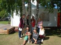002 Pärnu Nooruse Majas noorsootöötajatele suunatud rahvusvaheline treeningkursus. Foto: Uudo Laane