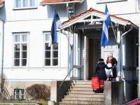 001 Pärnu päeva kontsert Raeküla Vanakooli keskuses. Foto: Urmas Saard