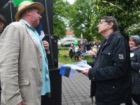 005 Jüri Trei Pärnu Postimehe sünnipäeva peol. Foto: Urmas Saard