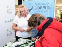020 Pärnu seenioride kolmas vabaajamess. Foto: Urmas Saard