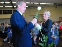 004 Pärnu väärikad alustasid kaheksandat õppeaastat. Foto: Urmas Saard