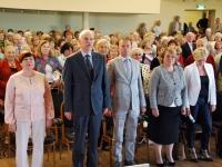 017 Pärnu väärikad alustasid kaheksandat õppeaastat. Foto: Urmas Saard