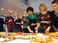 007 TÜ Pärnu kolledži Väärikate ülikooli vabatahtlike jõulueelne hommikukohv