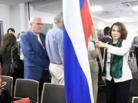 016 Y's Men ühenduse Euroopa piirkonna konverents Jekaterinburgis. Foto: Urmas Saard