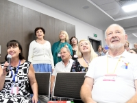 057 Y's Men ühenduse Euroopa piirkonna konverents Jekaterinburgis. Foto: Urmas Saard