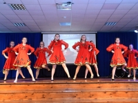 001 Pärnumaa 15. vene keele päev Sindi gümnaasiumis. Foto: Urmas Saard