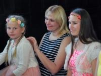 007 Pärnumaa aasta ema 2016 austamine Pärnu raekojas. Foto: Urmas Saard