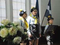 015 Pärnumaa aasta ema 2016 austamine Pärnu raekojas. Foto: Urmas Saard