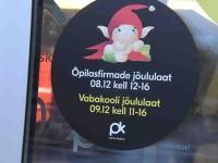 002 Pärnumaa jõulud 2018 Pärnu Keskuses. Foto: Urmas Saard