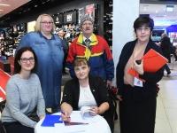 013 Pärnumaa jõulud 2018 Pärnu Keskuses. Foto: Urmas Saard