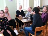 023 Pärnumaa õpilasesinduste õppepäev Sindis. Foto: Urmas Saard