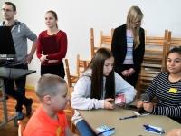024 Pärnumaa õpilasesinduste õppepäev Sindis. Foto: Urmas Saard
