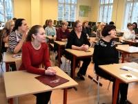 031 Pärnumaa õpilasesinduste õppepäev Sindis. Foto: Urmas Saard