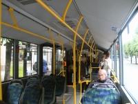 006 Pärnus uued bussid, uus piletisüsteem. Foto: Urmas Saard
