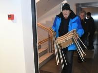003 Peaminister ja majandusminister Pärnus. Foto: Urmas Saard