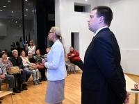 013 Peaminister ja majandusminister Pärnus. Foto: Urmas Saard