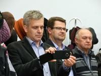 015 Peaminister ja majandusminister Pärnus. Foto: Urmas Saard