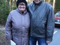 001 Külavanemad Malle Kivi ja Tiit Roos. Foto: erakogu