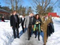 016 Pildigalerii ametist lahkuvast president Toomas Hendrik Ilvesest. Foto: Urmas Saard
