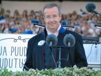 026 Pildigalerii ametist lahkuvast president Toomas Hendrik Ilvesest. Foto: Urmas Saard