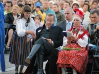 030 Pildigalerii ametist lahkuvast president Toomas Hendrik Ilvesest. Foto: Urmas Saard